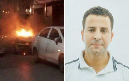 Annaba : Des manifestants tentent de mettre le feu au consulat de Tunisie