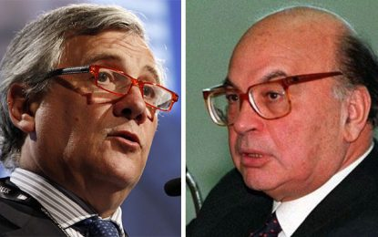 Hammamet : Antonio Tajani rend hommage à Bettino Craxi