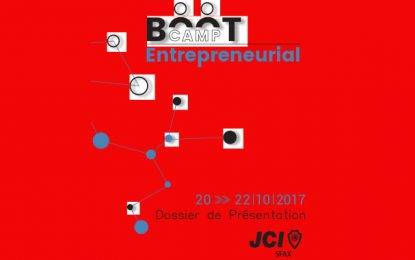 La JCI-Sfax organise un Bootcamp Entrepreneurial