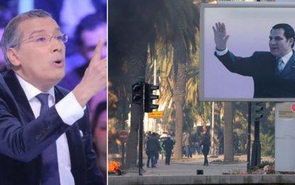 Borhen Bsaïes : « Je suis fier d'avoir défendu Ben Ali »