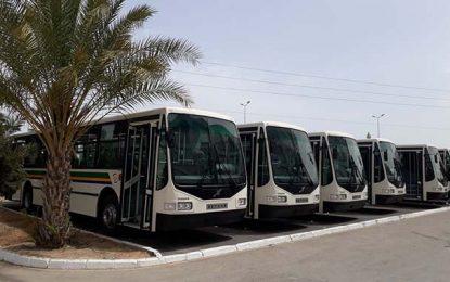 Transport : Acquisition de 30 bus équipés de caméras de surveillance