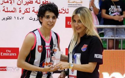 Basket-Championnat arabe des clubs champions dames : Le CSS finit second