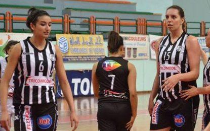 Championnat arabe dames de basketball : Le CSS en finale