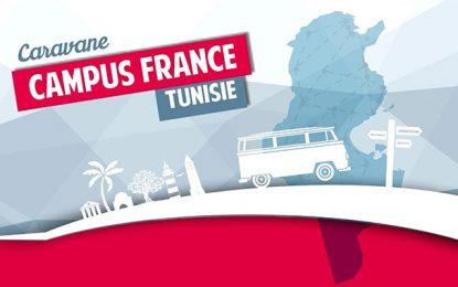 La caravane de Campus France énerve le syndicat de l'enseignement