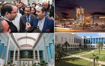 Tunis-Cité de la Culture : Travaux presque achevés