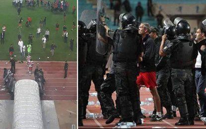 Club africain : Violences à Radès, blessés et arrestations