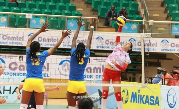Can de Volley-Ball au Cameroun