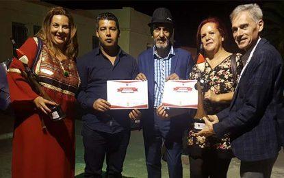 La Tunisie décroche 2 prix à un festival de théâtre au Maroc