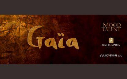 Mood Talent célèbre l'automne avec l'exposition ''Gaïa''
