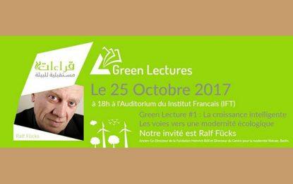 Green Lectures à l'IFT : Vers une modernité écologique