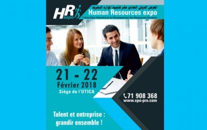 HR Expo les 21 et 22 février 2018 au siège de l'Utica