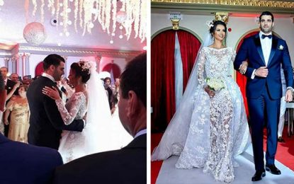 Habiba Ghribi et Yassine Saya fêtent leur mariage