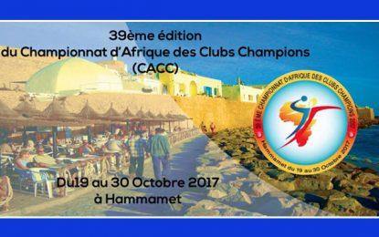 Handball-CACC : AS Hammamet et Espérance pour détrôner Al-Ahly