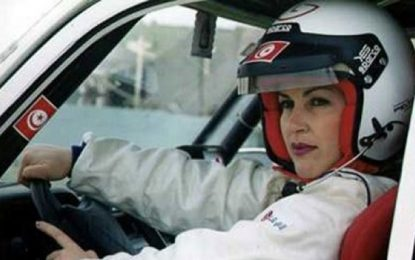 Hend Chaouch : Une vie pour le rallye