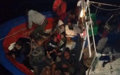 Migration : Arrestation d'un passeur tunisien en Italie