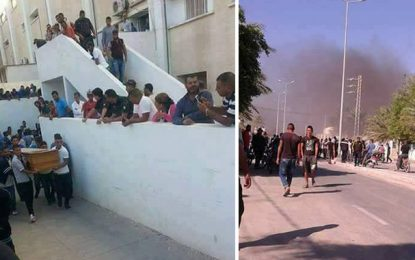 Kébili : Calme précaire après l'intervention de l'armée à Souk Lahad