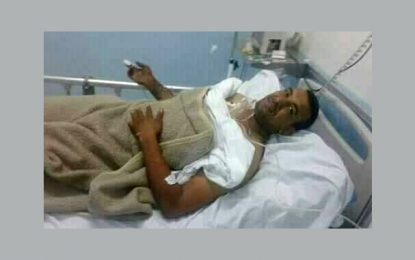 Kasserine : Le soldat Boulahmi amputé d'une jambe