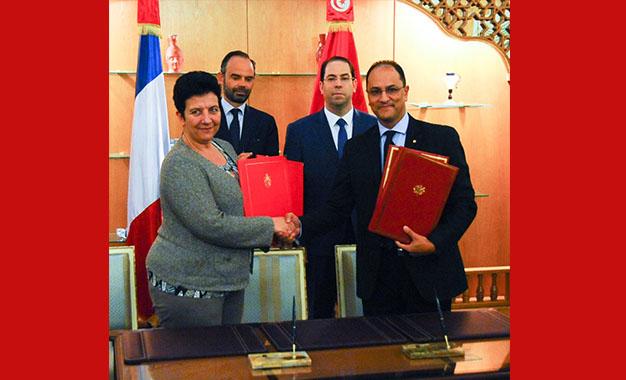 Tunisie-France : des promesses et du cash dans les valises d'Edouard Philippe