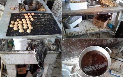 Lacania : Saisie de 300 kg de biscuits pourris