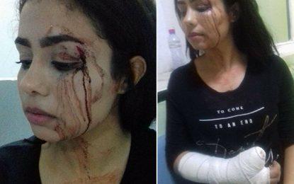 Manouba : Syrine se dit agressée par un policier