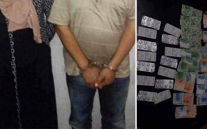 Mellassine : «El-Hajja» et son mari vendent de la drogue aux élèves
