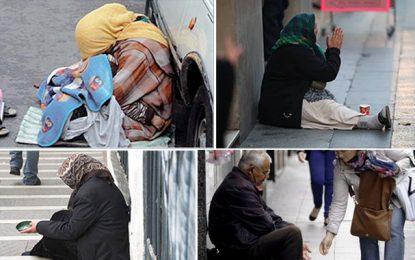 Les mendiants à Tunis : Un théâtre du quotidien