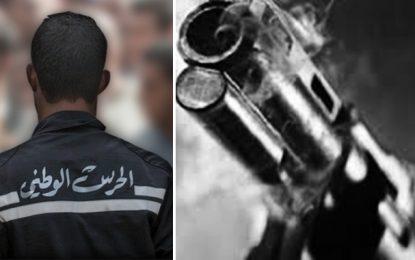 Nabeul : Un garde nationale tue son ami par balle