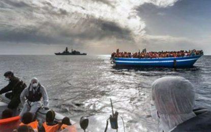 Près de 50 migrants tunisiens atteignent l'Italie chaque jour