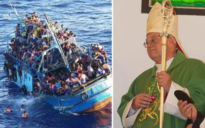 Migration : L'archevêque de Tunis tire la sonnette d'alarme