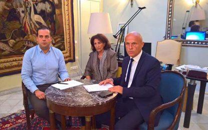 Affaire du bisou : L'ambassadeur de France reçoit la mère de Nessim