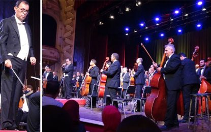 Orchestre symphonique tunisien : Le concert du nouvel an