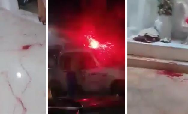 Oued Ellil : Attaque dans un mariage entre deux clans ennemis, vidéo