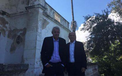 PPDA lance un appel pour la restauration de la maison de Flaubert à Carthage