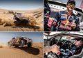 Peugeot sur le podium du rallye du Maroc : En route pour le Dakar 2018