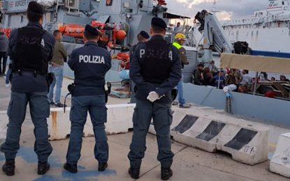 Italie : Arrestation d'un passeur tunisien à Palerme