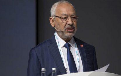 Ghannouchi pleure le défunt ''Printemps arabe''