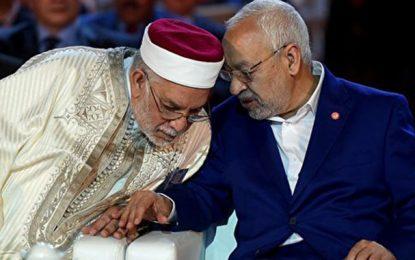 Mourou : « Ghannouchi ne se présentera pas à la présidentielle 2019 »