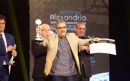 «Fleur D'Alep» : Ridha Béhi récompensé au Festival d'Alexandrie