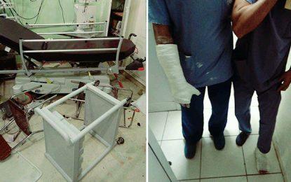 Agression à l'hôpital Sahloul : Quatre suspects arrêtés