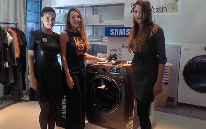 Samsung AddWash, le lave-linge de nouvelle génération