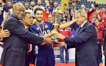 La Tunisie remporte le Championnat d'Afrique de volleyball