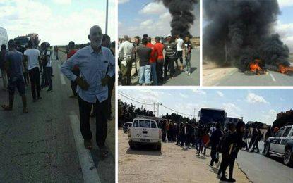 Naufrage du bateau de migrants: Manifestations à Sfax et Sidi Bouzid