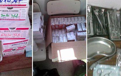 Siliana : L'infirmier trafiquant de médicaments est un Nahdhaoui