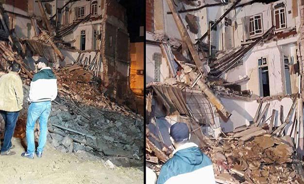 Des morts et des blessés dans l'effondrement d'un immeuble à Sousse