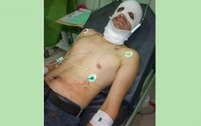 Un couple agresse un policier à Sousse