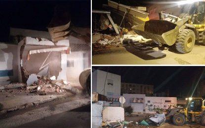 Commerces illégaux : Branle-bas de combat à Tunis