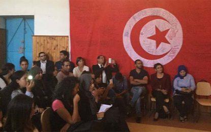 Ghomrassen : Carol McQueen présente à l'événement Tunisia 88