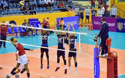 CAN 2017 de volleyball : La Tunisie se rebiffe !