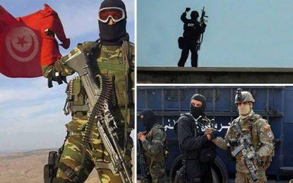 Terrorisme : Les montagnes du Kef sous contrôle de l'Etat