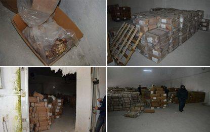 Tunis : Saisie de 26 tonnes de viande d'âne infectée par un virus mortel
